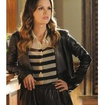 HART OF DIXIE RACHEL BILSON LEATHER JACKET