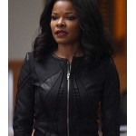 LETHAL WEAPON TRISH MURTAUGH BLACK JACKET