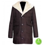 YELLOWSTONE BETH DUTTON WOOL COAT