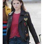 PITCH PERFECT 3 ANNA KENDRICK BLACK JACKET
