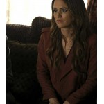 TAKE TWO RACHEL BILSON SUEDE LEATHER JACKET