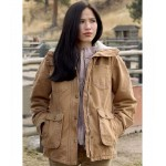 YELLOWSTONE MONICA DUTTON COTTON JACKET