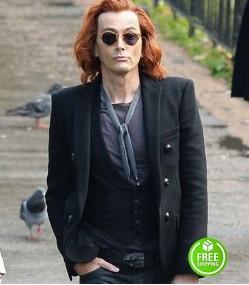 Good Omens David Tennant (Crowley) Coat