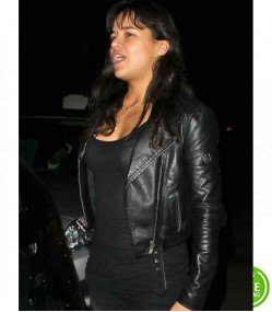 MICHELLE RODRIGUEZ (LETTY) FAST AND FURIOUS 7 JACKET