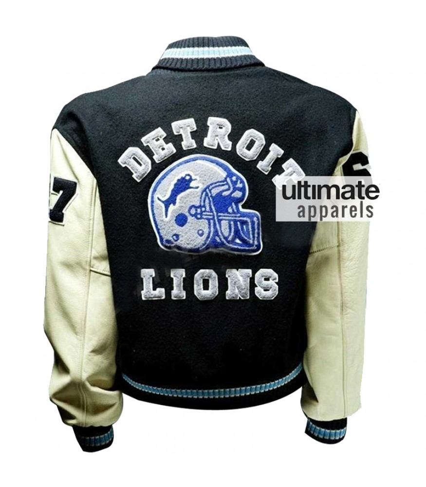 Beverly Hills Cop Axel Foley (Eddie Murphy) Baseball Letterman Jacket
