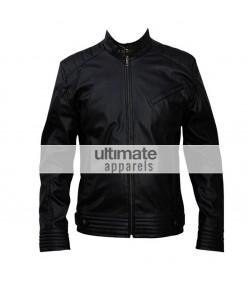 The Bourne Legacy Aaron Cross (Jeremy Renner) Black Jacket