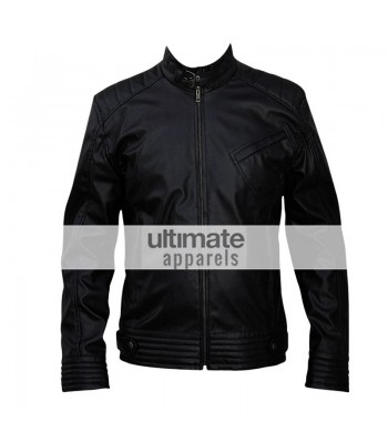 The Bourne Legacy Aaron Cross (Jeremy Renner) Black Jacket
