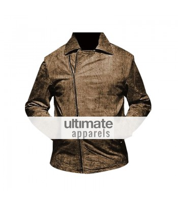 Escape from LA Snake Plissken Distressed Costume Jacket
