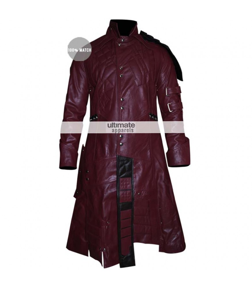 Guardians of the Galaxy StarLord Long Coat Costume Sale