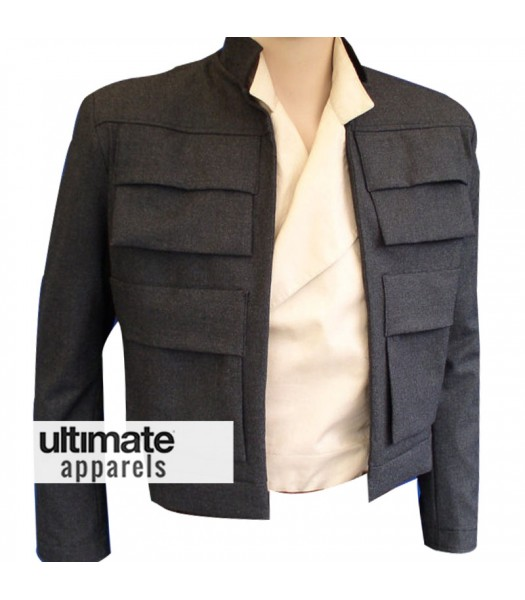 Star Wars Empire Strikes Back Han Solo Jacket Costume