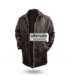 Supernatural Dean Winchester Distressed Brown/Black Jacket