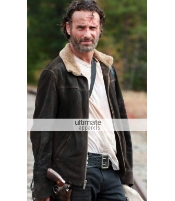 Rick Grimes Jacket In The Walking Dead Season 4