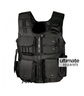 WWE Roman Reigns UTG Law Enforcement SWAT Tactical Vest