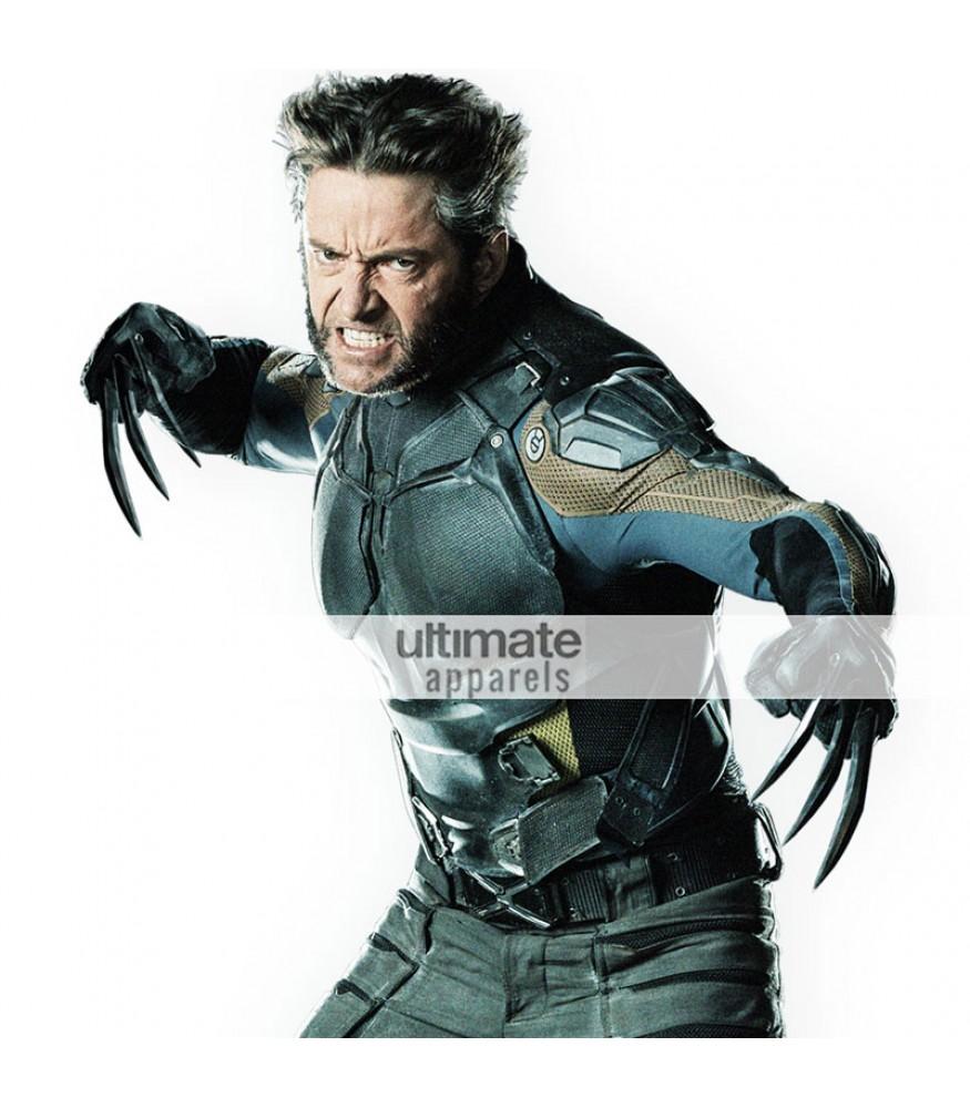 X-Men Days of Future Past Wolverine New Costume