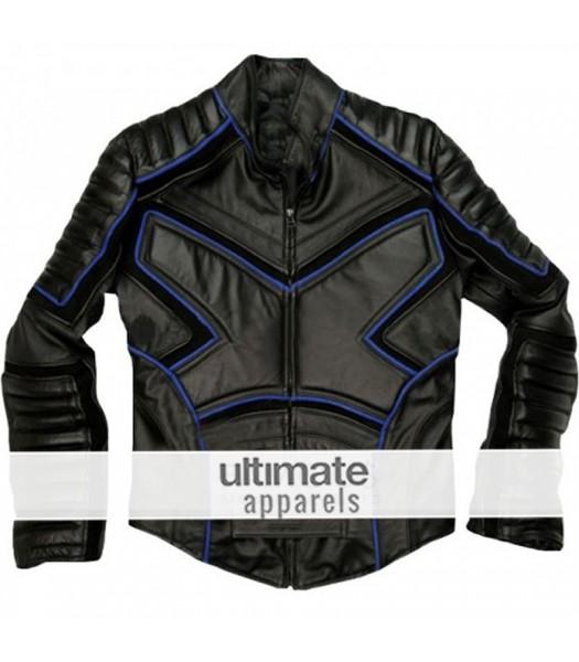 sc 1 st  Ultimate Apparels & X-Men 2 Team Wolverine Iceman Black Jacket Costume