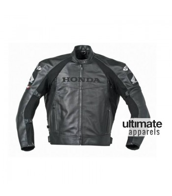 Honda Joe Rocket Superhawk Black Jacket