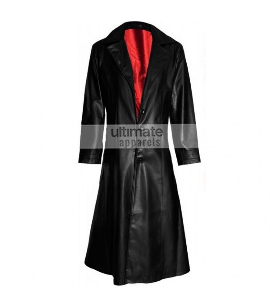 Blade Wesley Snipes Trench Black Jacket Costume