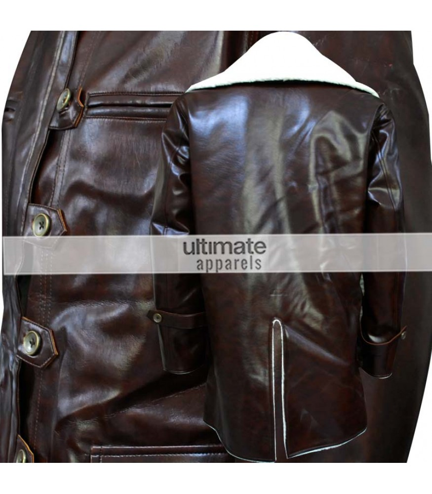 Dark knight rises leather jacket