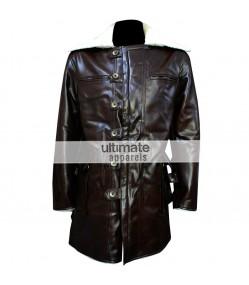 Dark Knight Rises Bane Faux Leather Jacket Costume