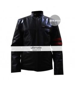 Death Sentence Kevin Bacon (Nick Hume) Black Jacket