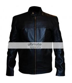 Deliver Us from Evil Édgar Ramírez (Mendoza) Black Jacket