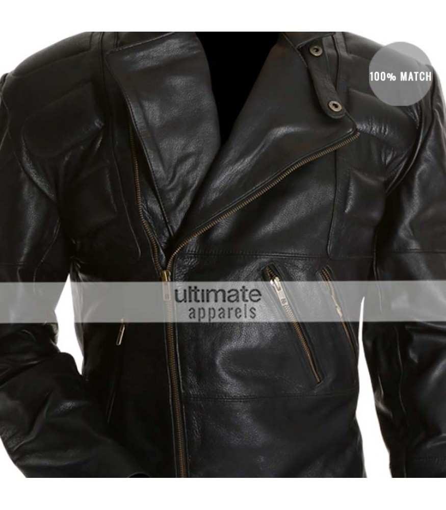 Staying Alive John Travolta (Tony Manero) Black Jacket