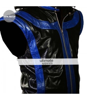 The FP Brandon Barrera (BTRO) Men Hooded Vest Clothing