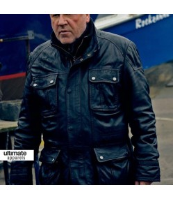 The Sweeney Ray Winstone (DI Jack Regan) Black Jacket