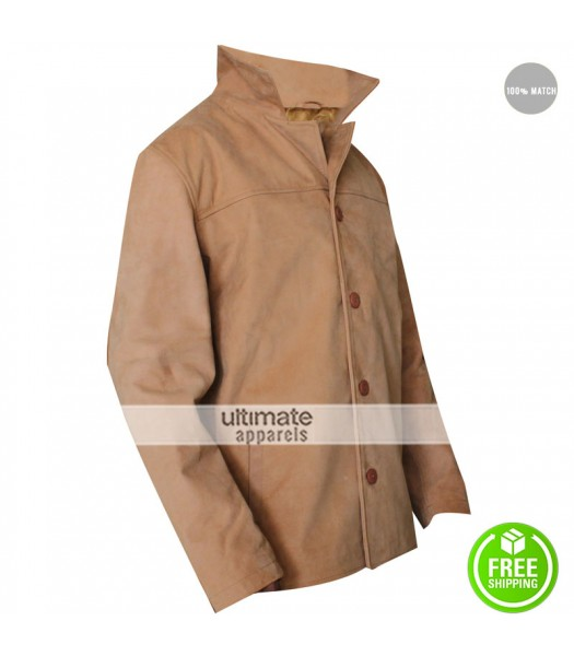 Vanilla Sky Tom Cruise (David Aames) Brown Jacket