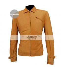 Vegas Sheriff Ralph Lamb (Dennis Quaid) Brown Jacket