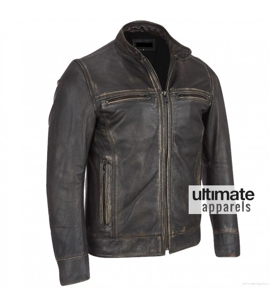Being Human Syfy Samuel Witwer (Aidan Waite) Black Jacket