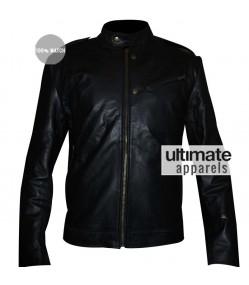 Chicago PD Jon Seda (Antonio Dawson) Black Jacket