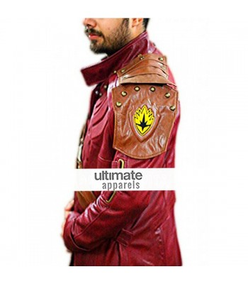 New Starlord Guardians Of the Galaxy Chris Pratt Long Coat