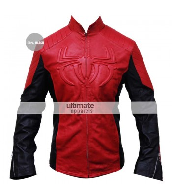 The Amazing Spiderman 2 Cosplay Style Jacket Costume