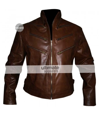 Michael Jai White Bronze Tiger Arrow Season 2 Jacket