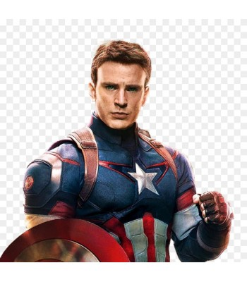 Captain America First Avenger Chris Evans Costume