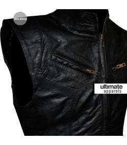 Agents of Shield Marvel Melinda May Black Jacket Vest
