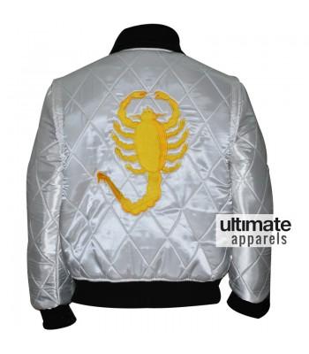 Drive Scorpion Ryan Gosling Satin Jacket