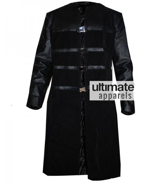 Farscape PeaceKeeper John Crichton Trench Coat Costume