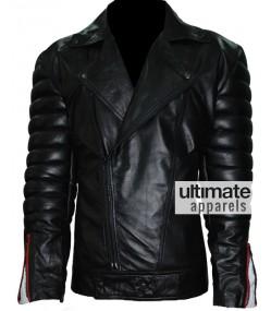 Blue Valentine Ryan Gosling Bomber Black Jacket
