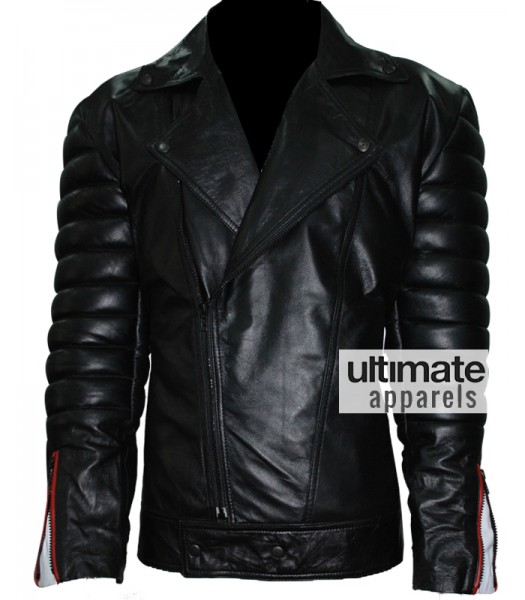 Blue Valentine Ryan Gosling Bomber Black Jacket