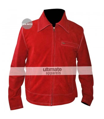 Smallville Tom Welling Superman Red Carhartt Jacket