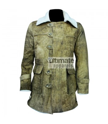 Dark Knight Rises Bane Distressed Coat UnixSex