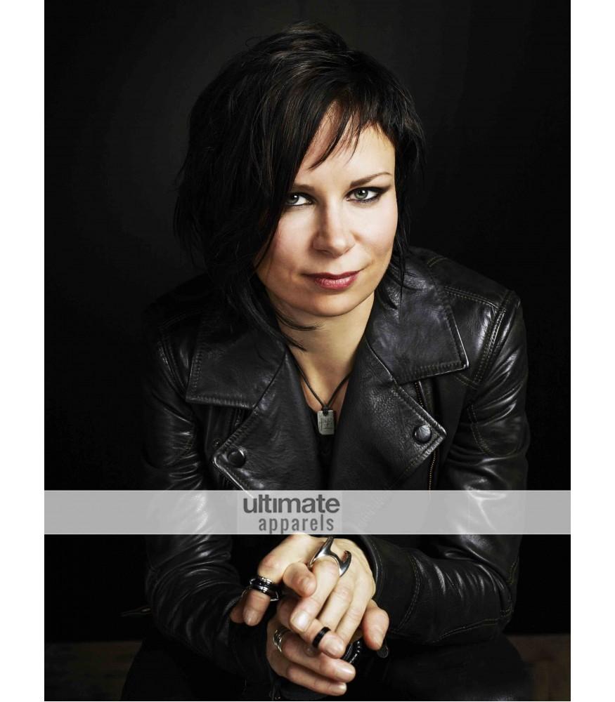 24 Live Another Day Chloe O'Brian (Mary Lynn Rajskub) Jacket