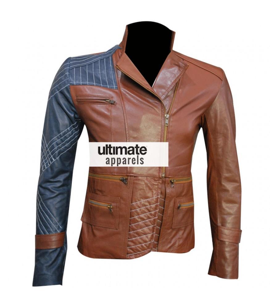 Amanda Rosewater (Julie Benz) Jacket In Defiance Tv Series