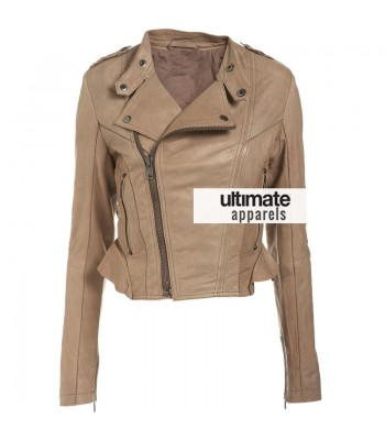 Doctor Who Karen Gillan Amy Pond Creamy Jacket