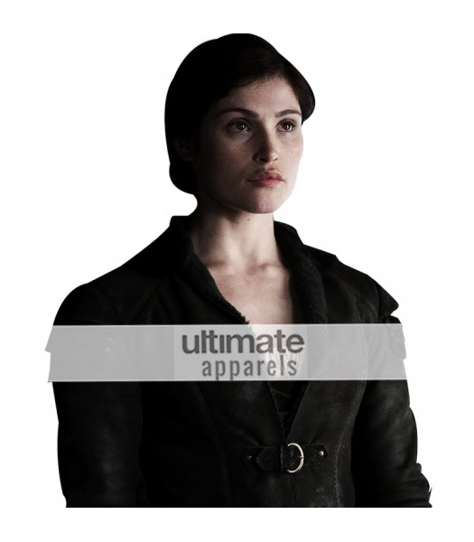 Hansel and Gretel Witch Hunters Gemma Arterton Trench Coat