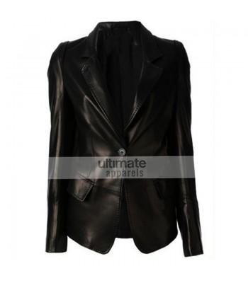 Ann Demeulemeester Nostalgia Women Black Jacket Blazer