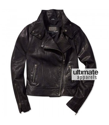 Elementary Lucy Liu (Dr. Watson) Black Jacket Clothing
