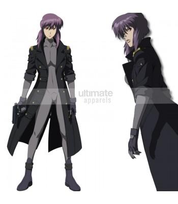 Kôkaku kidôtai Stand Alone Complex Motoko Kusanagi Trench Coat